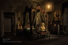 Giuseppe Verdi's Villa - Bedroom by Claudio_DeSat check out more here https://cleaningexec.com
