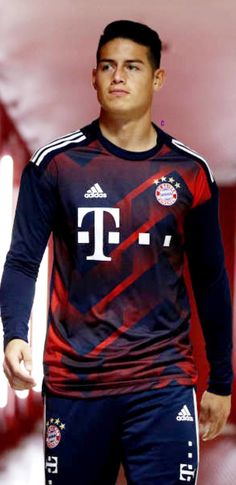 James JR11 Bayern Munchen 22.9.17 James Rodriguez Colombia, G Bale, James Rodriguez Wallpapers, Real Madrid, James Rodrigez, Football Transfers, Association Football, Fc Bayern Munich, Football Is Life