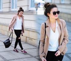 Reserved Blouse, Parfois Bag - Street Style | Warsaw, Poland