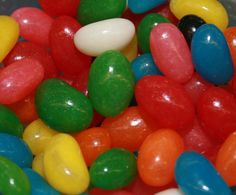 Easter lesson for Missions or Children's Ministry using jellybeans, m, or skittles