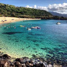 Waimea Bay, Hawii
