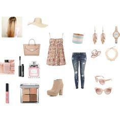 """""""welcoming spring"""" by mercedesandhoss on Polyvore"""