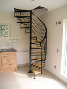 29 Best Spiral Staircase Images Spiral Staircases Basement
