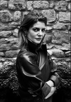 Chiara Mastroianni. L'Officiel Septembre2013