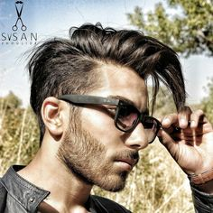 sasanzhoulide+long+mens+hairstyle+2017+new