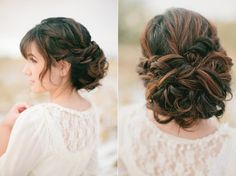 I like this :) possible wedding hair?