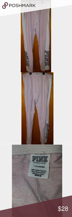 Pre Loved #VS #Pink Pants... #Victoria'sSecret #Pink #Pants With Tons Of Life To Give With No Flaws. Some Lint Balls On The Inside Of The Waist Line. No Big Deal Though!!! Free Gifts With Every Order.  TV $38 If You Choose To Use TV Than We Shall Trade Using TV. If Not, Than We Can Totally Trade Using Sale Price!!! 💕💕💕💕💕 PINK Pants Boot Cut & Flare