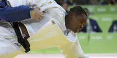 JO -                                                                     Judo (Femmes) -                               Jeux Olympiques : Audrey Tcheuméo (-78 kg) médaille d'argent