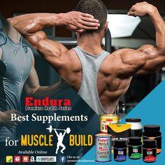 Endura Premiere Health Series - Best Supplements for Muscle Build. Visit us @ http://premierehealthseries.com/ #EnduraPremiereHealthSeries #WheyProtein #ProteinPowder #BodybuildingSupplements #IndianBodybuildingSupplements