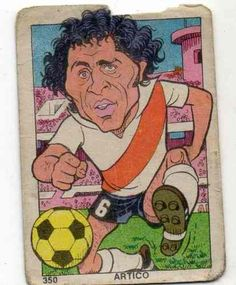 Artico - River Plate #350  1976