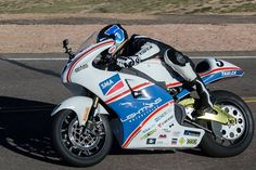Lightning electric motorcycle set new time record to top of Pikes Peak in 2013, beating even the gas bikes.