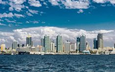 Background In High Quality - san diego Places Around The World, Around The Worlds, California Wallpaper, San Diego Skyline, Sky Home, San Diego Area, Paradise Found, Hd 1080p, New York Skyline