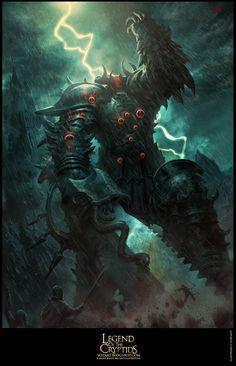 The messenger from the underworld V2 by ~yozartwork on deviantART