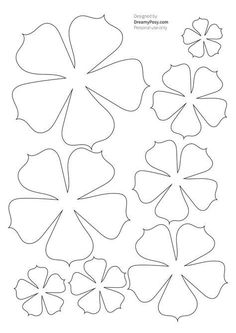 Good Images Paper Crafts templates Thoughts In search of new write concepts? Without making your home, you will discover printable paper crafts Big Paper Flowers, Paper Peonies, Paper Roses, Fabric Flowers, Paper Flowers Wall Decor, Paper Butterflies, Paper Flower Backdrop, Felt Flower Template, Paper Flower Tutorial