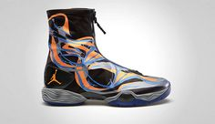 Air Jordan XX8 Black/Bright Citrus/Cool Grey – Release Date