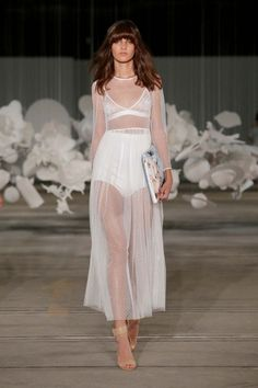 Alice McCall Ready-To-Wear S/S 2014/15  Ready to Wear?  Where????