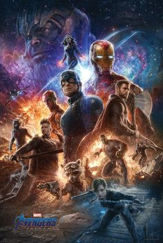 After the devastating events of Avengers: Infinity War, the universe is in ruins due to the efforts of the Mad Titan, Thanos. Marvel Comics, Films Marvel, Marvel 3, Marvel Characters, Marvel Heroes, Captain Marvel, Captain America, Poster Marvel, Marvel Funny