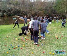 Wacky, Wet, Weird & Wonderful Team Building Activity - Teambuilding Events
