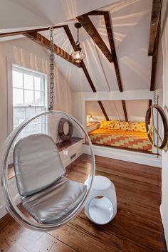die besten 25 schr ge w nde ideen auf pinterest schr gwandiges schlafzimmer r ume mit. Black Bedroom Furniture Sets. Home Design Ideas