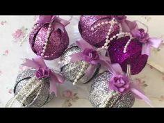 Artesanato para o Natal ♥ Irene Sarranheira ♥ - YouTube Outdoor Christmas Tree Decorations, Xmas, Christmas Ornaments, Diy Ornaments, Foam Sheets, Irene Sarranheira, Snowflakes, Make It Yourself, Youtube