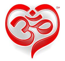I have this tattooed on my hip! It stands for peace in my heart! It was my gift to me when I was divorced. That's all I wanted, and that's exactly what I got!