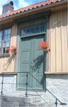 Gamle dører