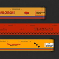Starmatic is a legendary camera created by Kodak  by Nineteen Eighty-Three
