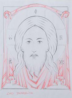 Bible Art, Cartoons, Sketches, Drawings, Painting, Christ, Cartoon, Cartoon Movies, Painting Art