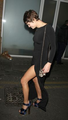 Pixie Geldof Photos - Celebs Spotted Out Late in London - Zimbio