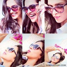 Deepika padukone vogue eyewear 2015