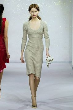 Luisa Beccaria Fall 2007 Ready-to-Wear Collection Photos - Vogue