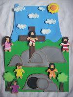 Taty Amaral Ministério Infantil: Histórias Bíblicas