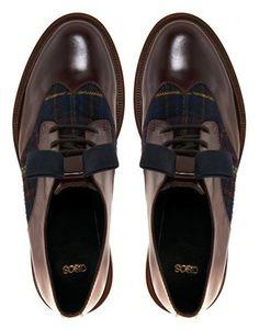 Zapato masculino para la vuelta al cole #myshoppingnotebook #asos