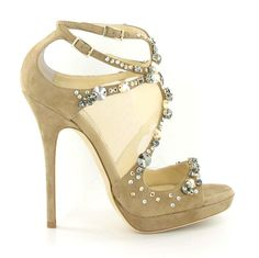 Jimmy Choo - Viola Dressy Shoes