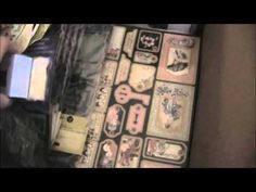 Graphic 45 Design Team- First Box! Video by Annette Green #graphic45 #videos