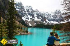 Conheça o Banff National Park em um roteiro incrível com dicas de atrações, locomoção, hospedagem e muito mais.