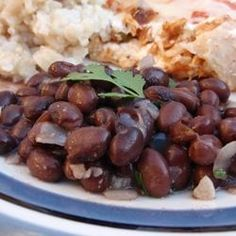 Best Black Beans Recipe 2 point WW.