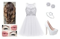 """In the arms of the angel ♥"" by muppets-cookie-monster ❤ liked on Polyvore featuring Effy Jewelry and Anne Sisteron"