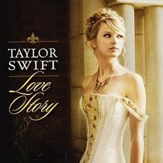 Taylor Swift, Love Story Taylor Swift 30 day challenge, day 1. First song I've heard of hers