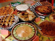 Spinach Prosciutto Pie recipe - Pie Party 2013
