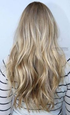 "Don't want to go dark, I like my blonde hair, but I want to get away from my ""golden/sun bleached"" Summer hair and move towards a more ""Winterish Frost Blonde""....I think this tone/color would work. by bridgette.jons"