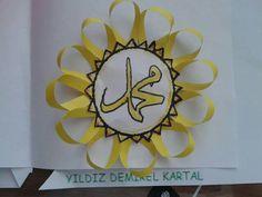 Learning Arabic, Kids Learning, Diy For Kids, Crafts For Kids, Diy And Crafts, Arts And Crafts, Islam For Kids, Kindergarten Graduation, Ramadan Decorations