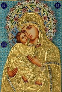 "How I would like to believe in tenderness– — Sylvia Plath, from The Moon And The Yew Tree in ""The Collected Poems Of Sylvia Plath"" Blessed Mother Mary, Blessed Virgin Mary, Religious Icons, Religious Art, Virgin Mary Art, Hail Holy Queen, I Love You Mother, Church Icon, Our Lady Of Sorrows"