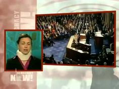 Jewish girl exposes Israeli-Palestine issues, disrupts Netanyahu during congress, and is tackled by AIPAC | YouTube @3:10min