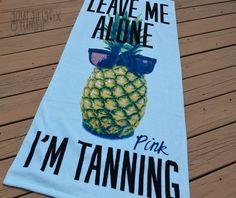 Cute Beach Towel
