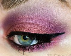 Urban Decay Vice 3 Palette Look!