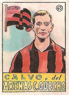 CALVO (Arenas de Guecho - 1944)