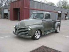 1949 Chevy 1/2 Ton Pick Up Truck Full Custom