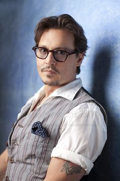 Johnny Depp - Photoshoot 2012
