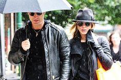 Celebrity Couples Who Dress Alike